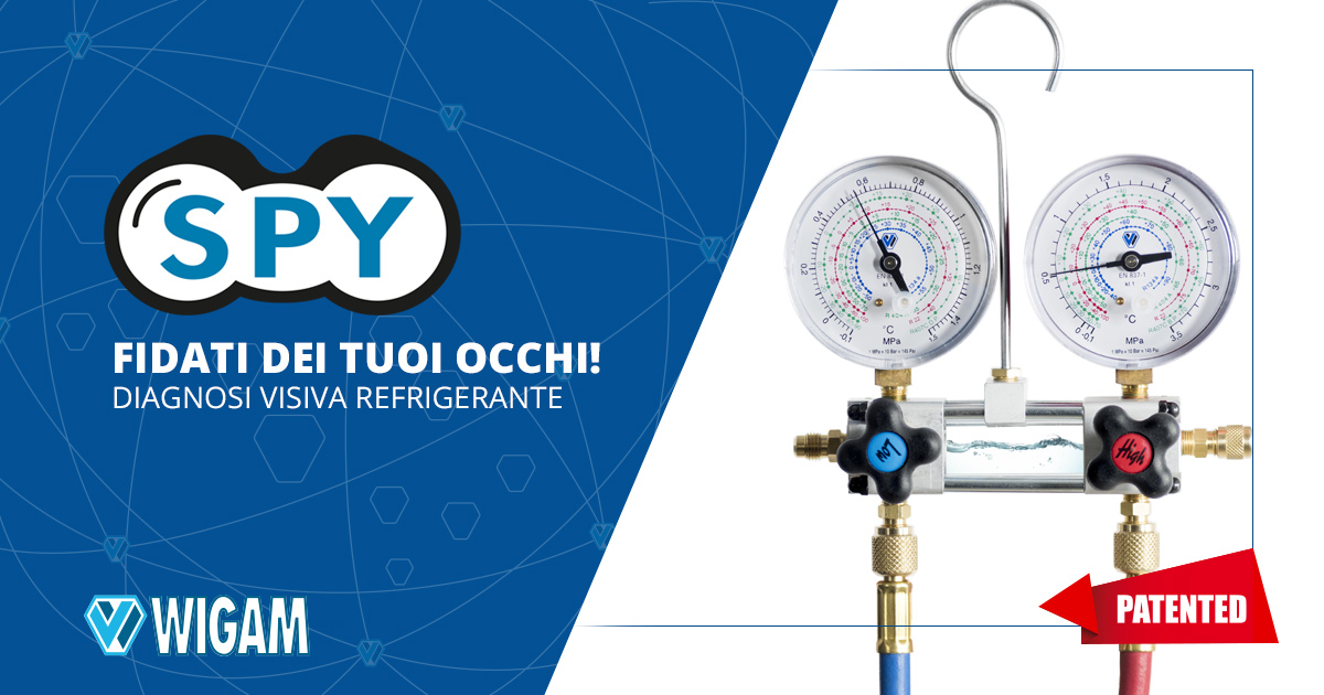 diagnosi liquido refrigerante spy